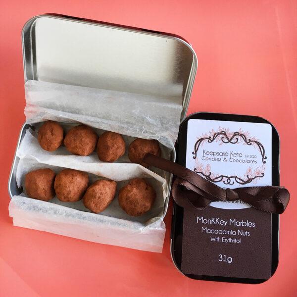 Keto MonKKey Marbles Macadamia